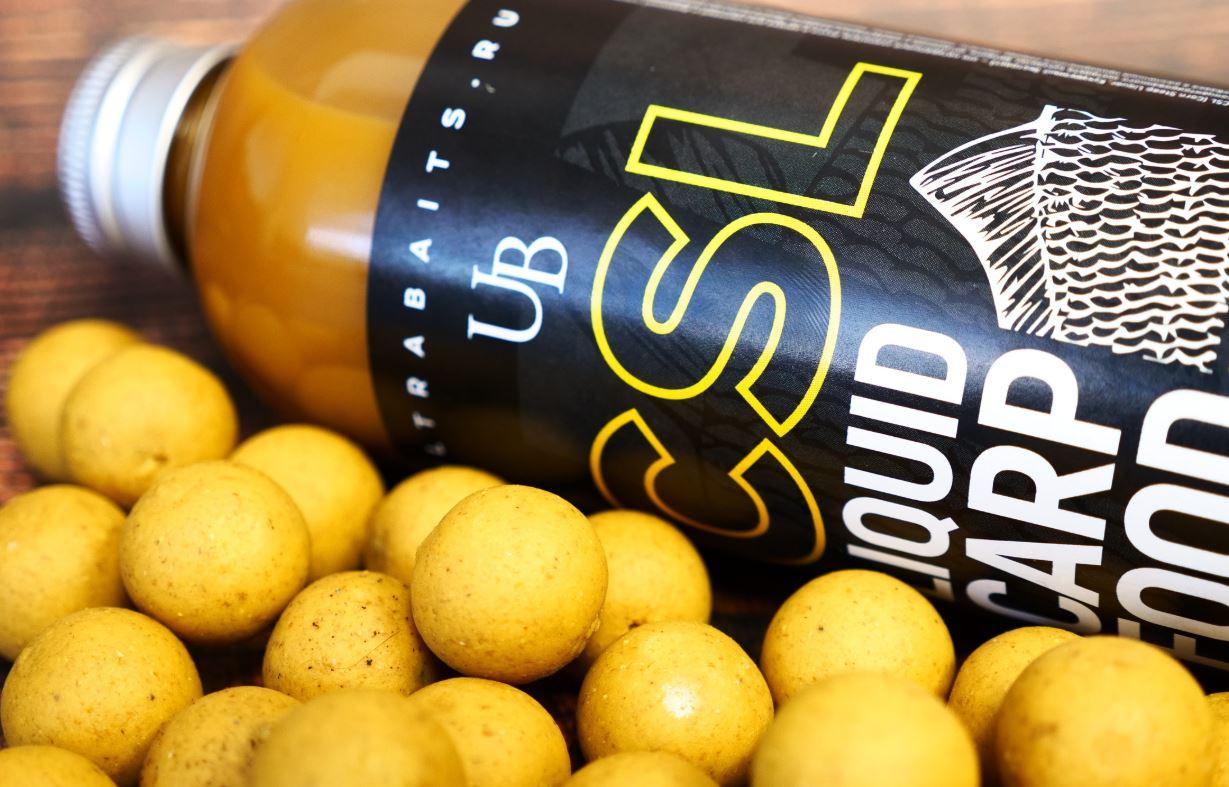 Кукурузный экстракт CSL (Corn Steep Liquor) ULTRABAITS 500 мл.