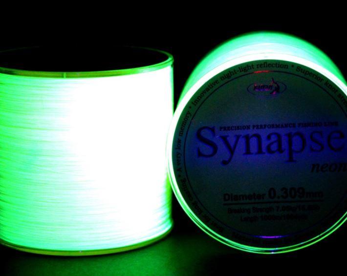 Леска Katran Synapse Neon