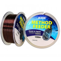 Леска JAXON METHOD FEEDER 0.16mm/150m.