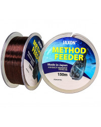 Леска JAXON METHOD FEEDER 0.18mm/150m.