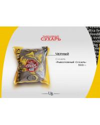 Сухарь рыболовный ULTRABAITS (ЧЕРНЫЙ) 500 гр.