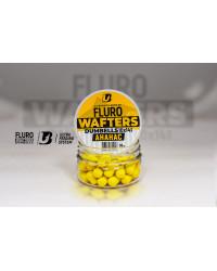Дамбелсы нейтральные FLURO WAFTERS DUMBELLS (АНАНАС) 10х14 мм