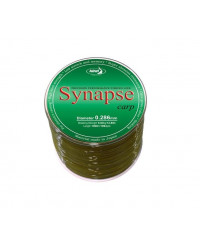 Леска Katran Synapse Carp 1000м 5,8кг/0,286мм (Темно-зеленая)
