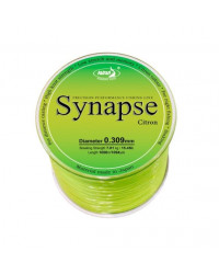 Леска Katran Synapse Citron 1000м
